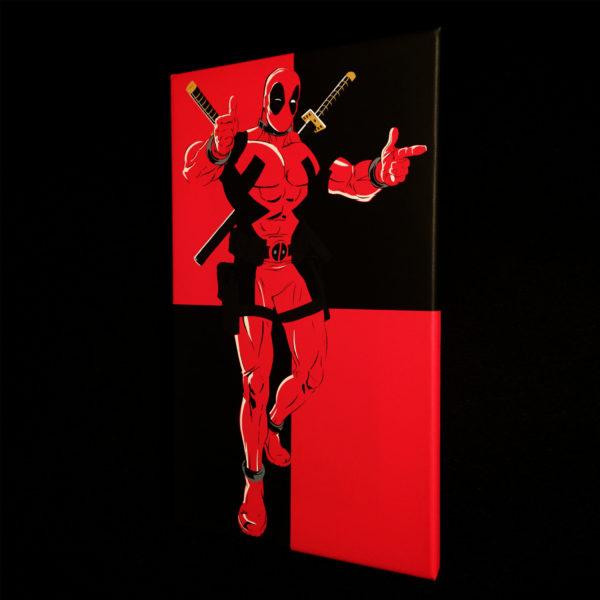 Deadpool Right