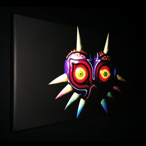 Mask Left