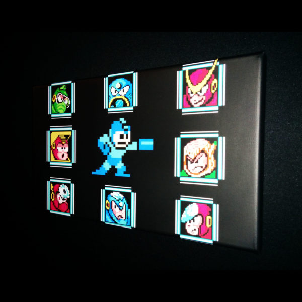 Megaman Right