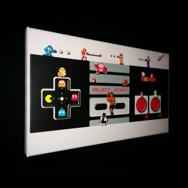 NES Pad Left