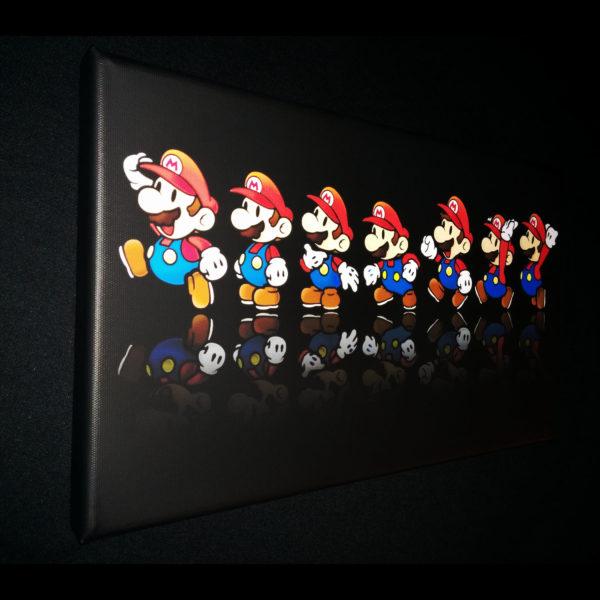 Paper Mario Left