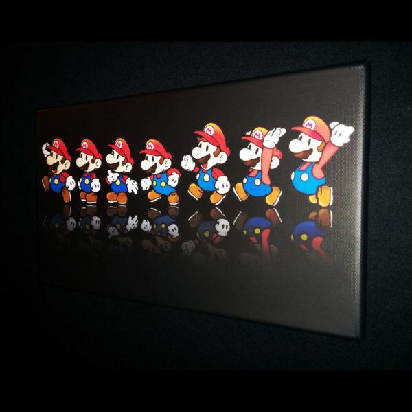 Paper Mario Right