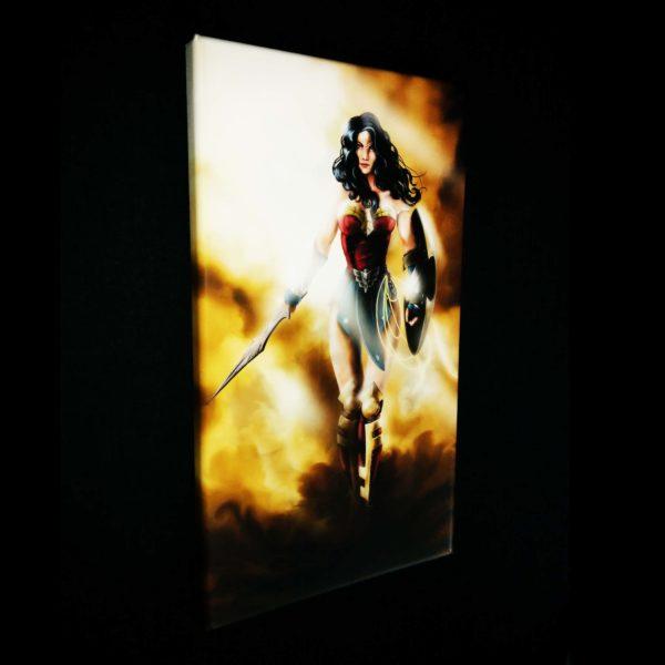 Wonder Woman Left
