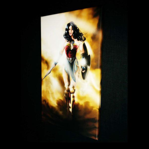 Wonder Woman Right