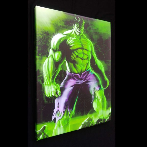 Hulk Left