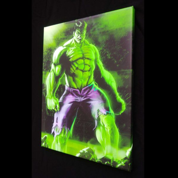 Hulk Right